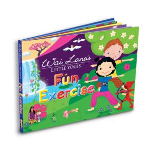 Wai Lana's Little Yogis Fun Exercise Book