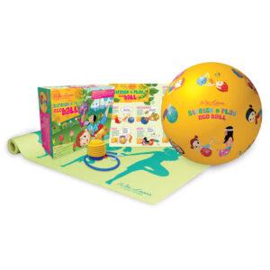 Wai Lana's Little Yogis Eco Ball & Mat