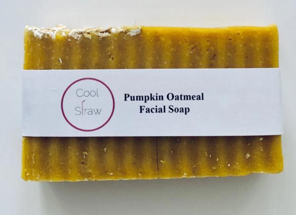 Pumpkin Oatmeal Facial Soap