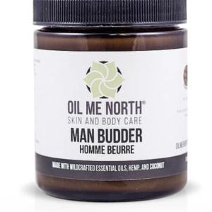 Oil Me North - Man Budder