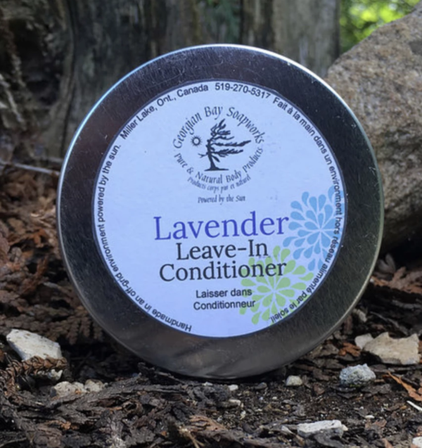 Georgian Soap Works - Leave In Conditioner