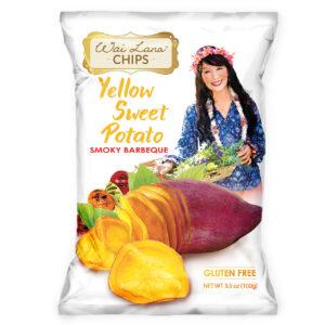 Yellow Sweet Potato Chips