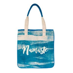 Organic Cotton Namaste Bag